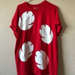 lilo t shirt dress